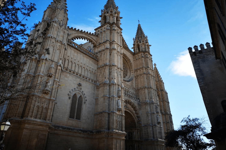 Kathedrale La Seu von Palma de Mallorca