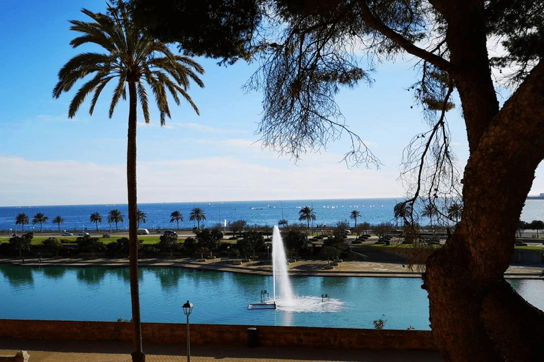 Parc del Mar in Palma