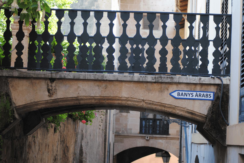 Arabische Bäder, Palma