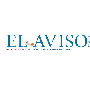 Logo der Zeitung El Aviso