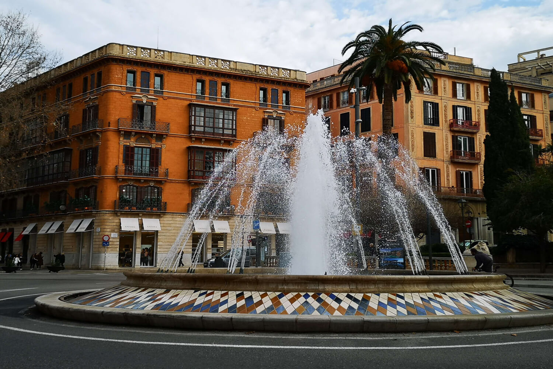 Placa De La Reina in Palma