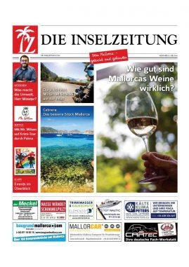 Zeitungsartikel InselZeitung Cover