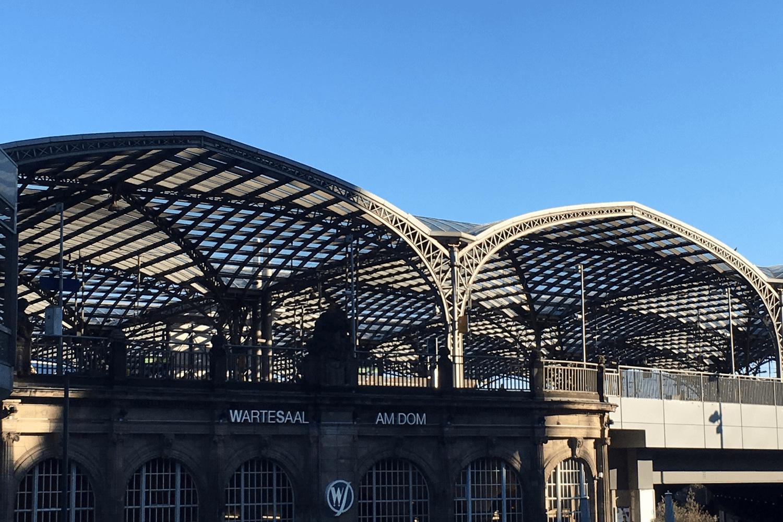 Köln Alter Wartesaal am Hauptbahnhof